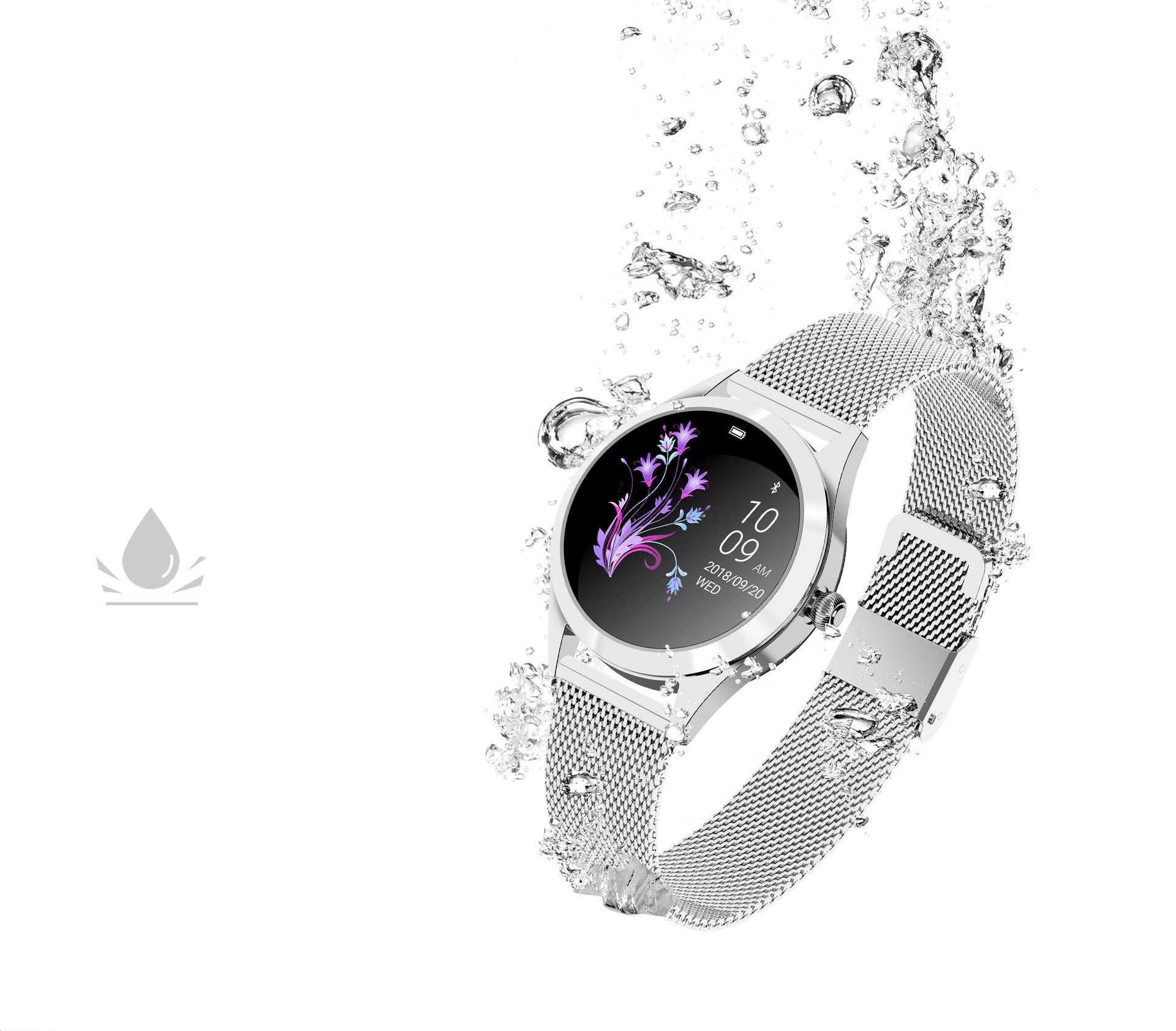 IP68 Waterproof Smartwatches for women