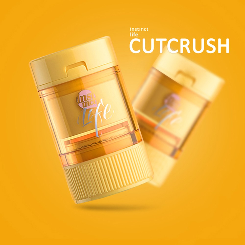 Pill Crusher Splitter - 3 in 1 Pill Cutter For Travel Or Daily Use 6