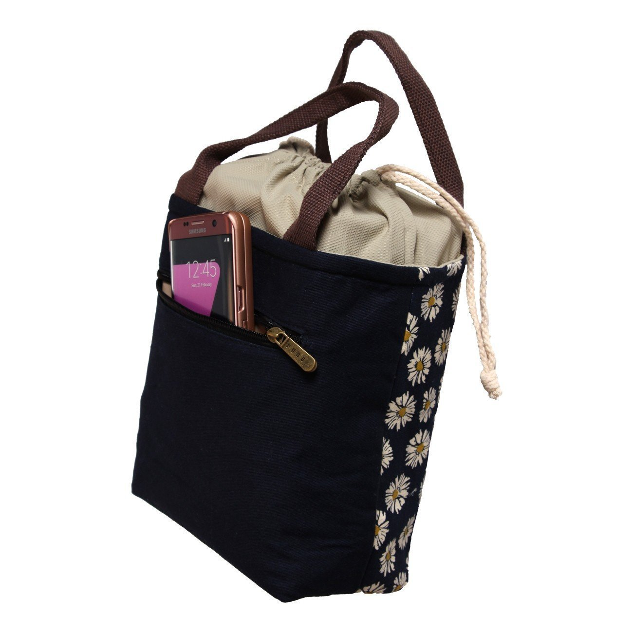Insulated Lunch Bag for Women