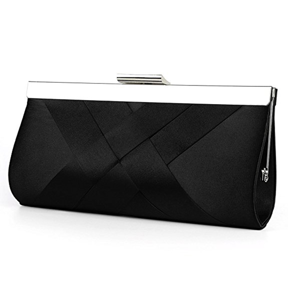 Luxury Satin Evening Bag
