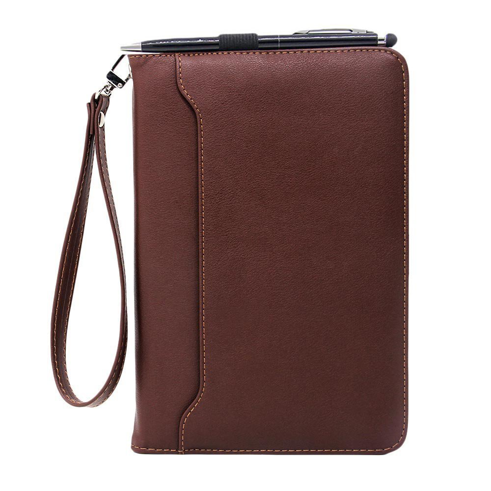 Multi function iPad Pro Leather Case