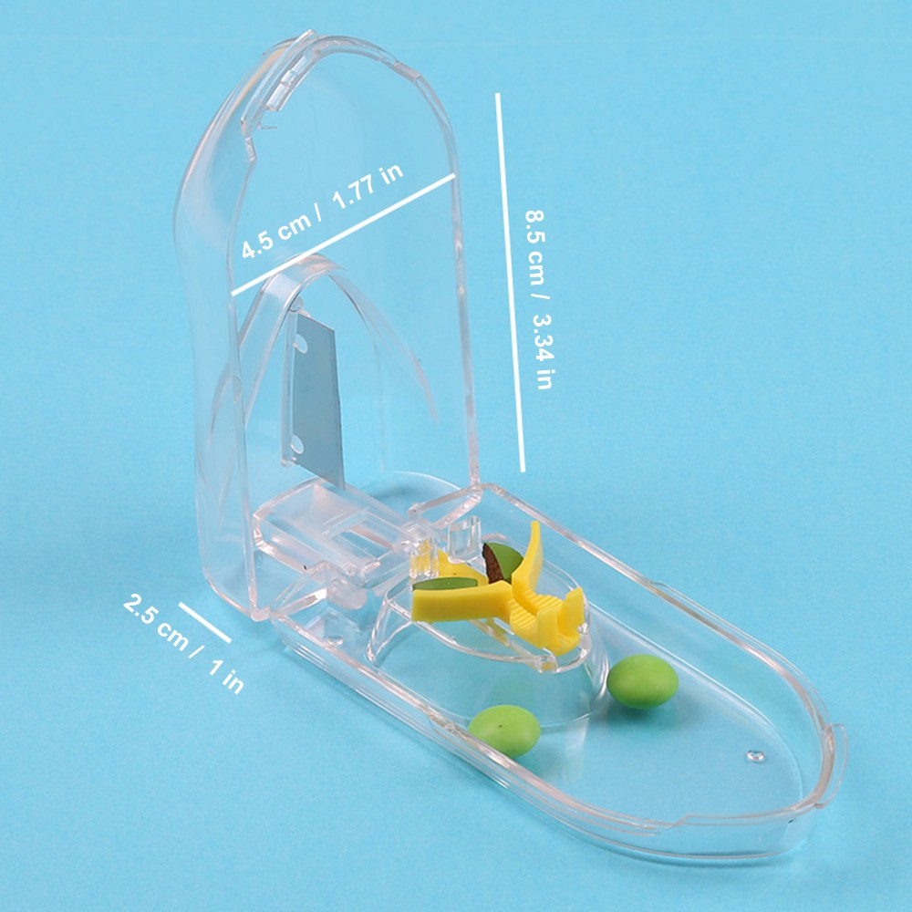 Medicine Tablet Cutter with Stainless Steel Blade