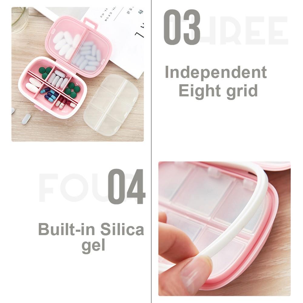 Outdoor Waterproof Pill Box