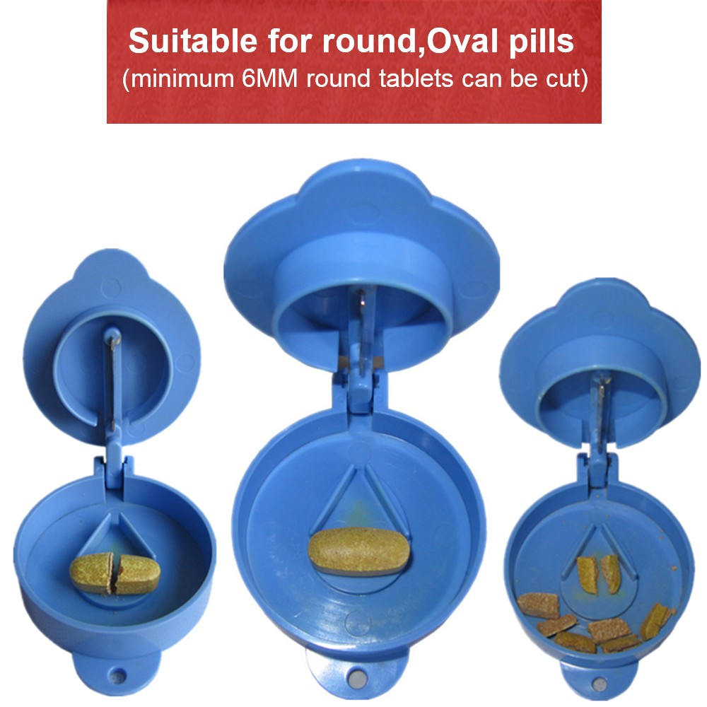 Portable Quality Pill Cutter