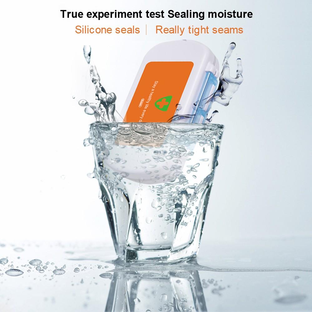 Waterproof Pill Organizer