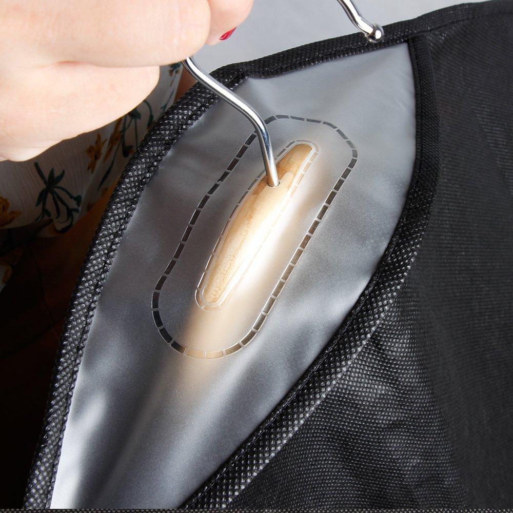 Dustproof & Mothproof Travel Garment Bag