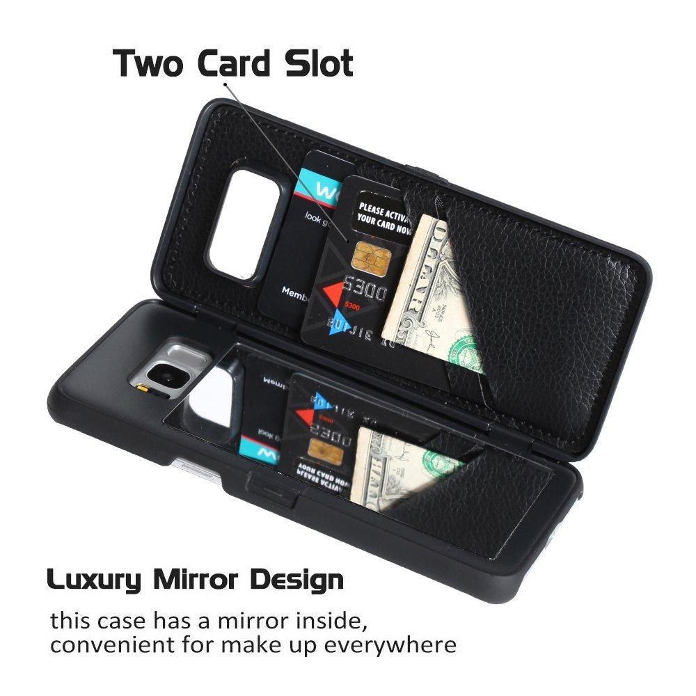 Galaxy S8 Wallet Case