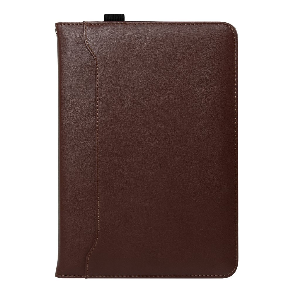 IPad Pro 10.5 Premium Leather Case With kickstand and card slots, Multi Function Flip Cover with Magnetic Closure for Apple iPad Pro 10.5 Inch 11