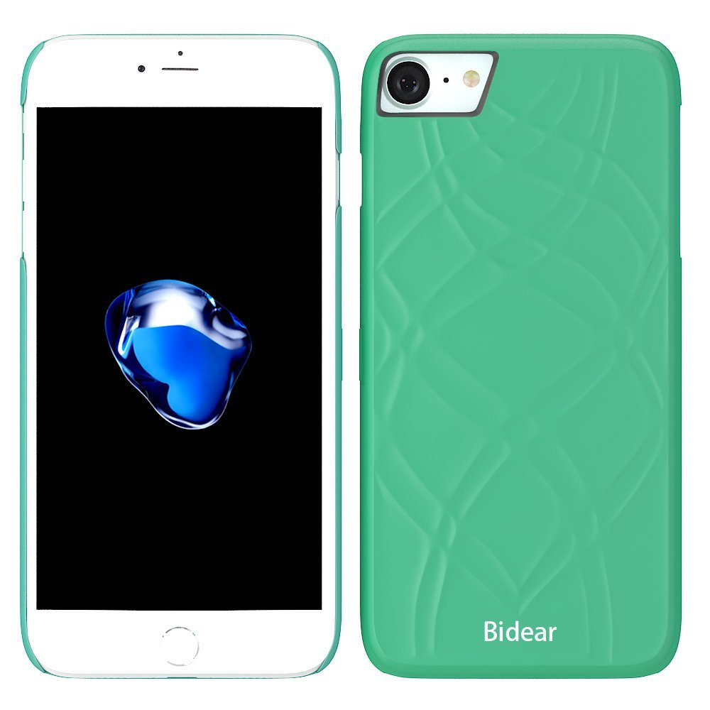 iPhone 7/ iPhone 8 Wallet Case for Women, Hidden Back Mirror Wallet Case with Stand Feature and Card Holder for Apple iPhone 7/iPhone 8 4
