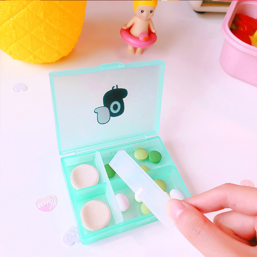 Lovely Multifunction Pill Case