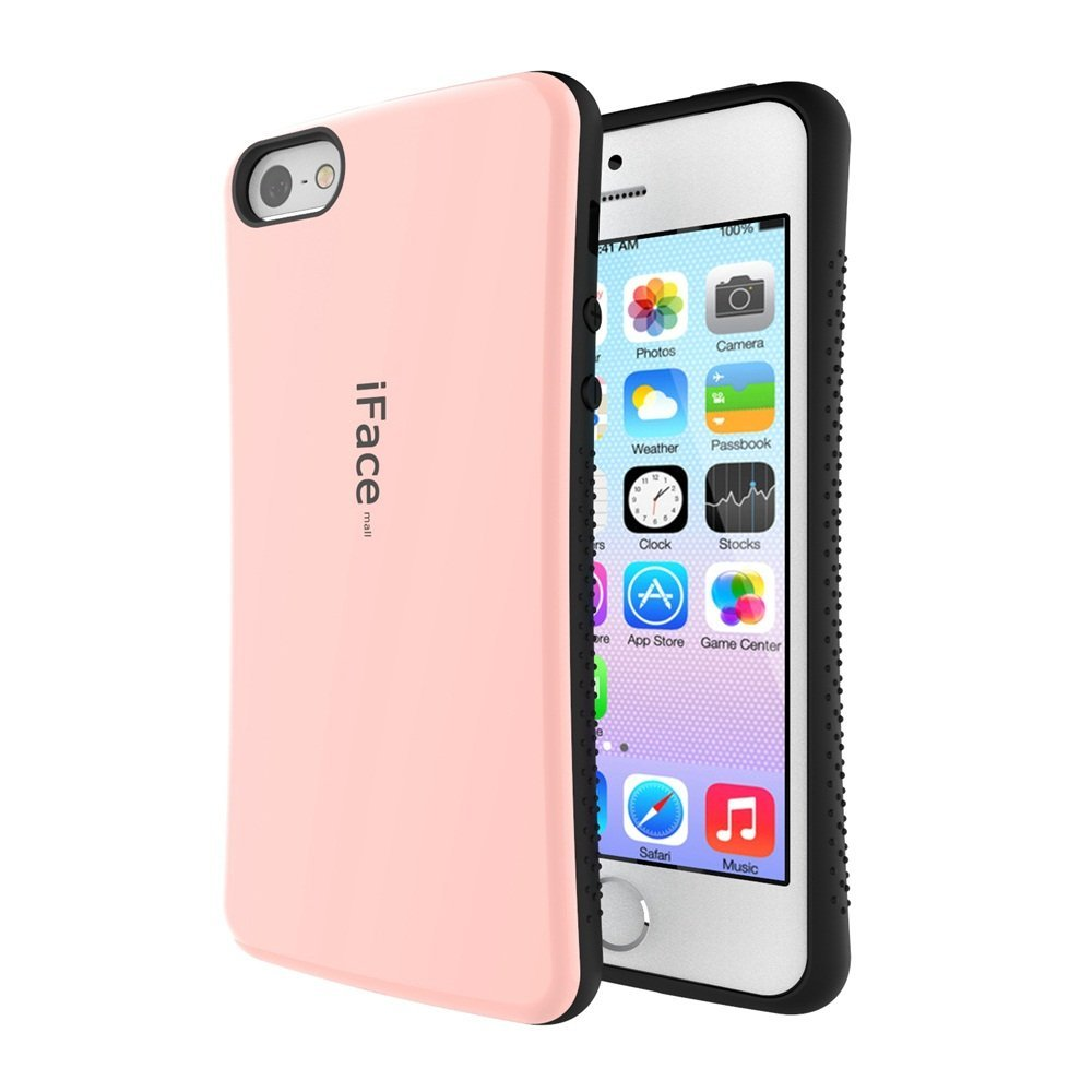 Anti-slip iPhone 5 Case, Anti-Drop iPhone 5S Case,Shockproof Heavy Duty Cover Case for iPhone 5/5S/5SE 4