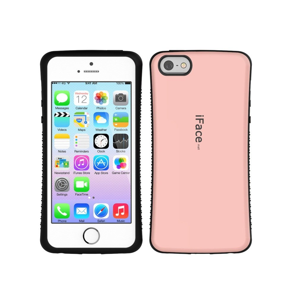 Anti-slip iPhone 5 Case, Anti-Drop iPhone 5S Case,Shockproof Heavy Duty Cover Case for iPhone 5/5S/5SE 7