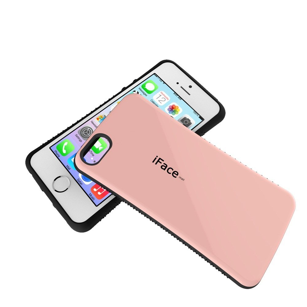 Anti-slip iPhone 5 Case, Anti-Drop iPhone 5S Case,Shockproof Heavy Duty Cover Case for iPhone 5/5S/5SE 8