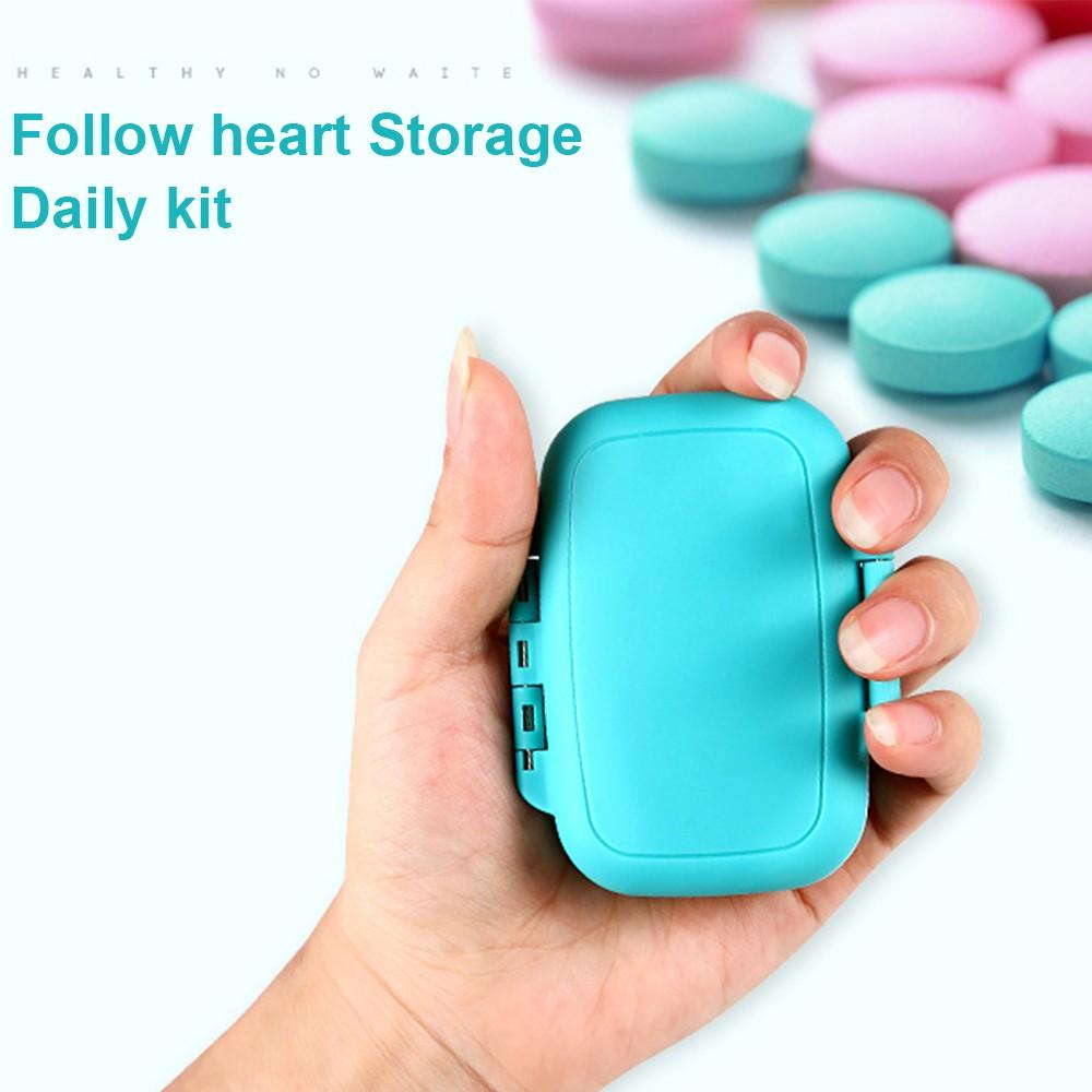 Waterproof Pill Case
