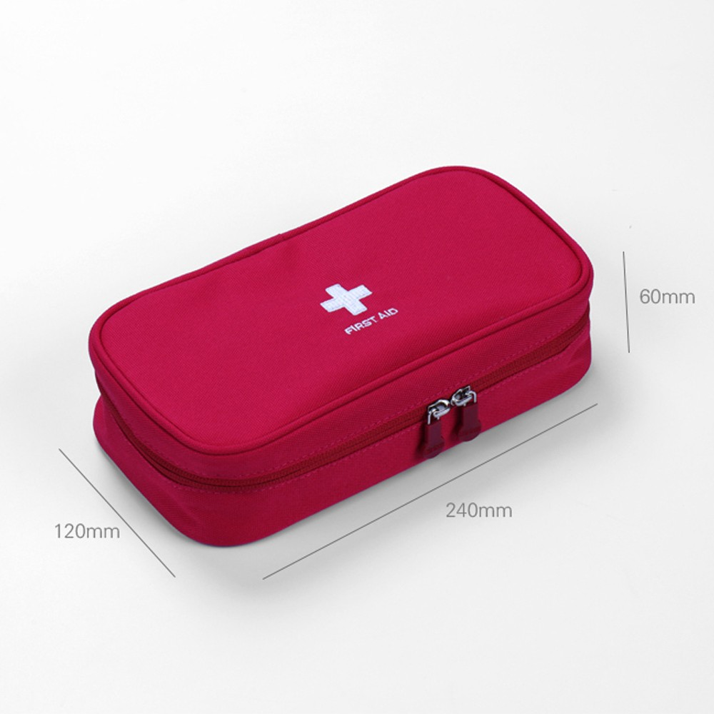 Mini First Aid Kit for emergency and survival situations, Medical Survival Bag For hospital grade medical supplies 5