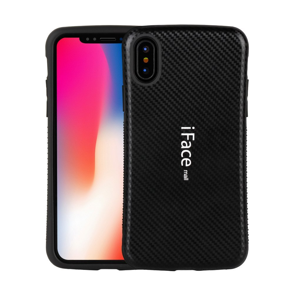 Anti-slip/Anti-Drop iPhone X Case