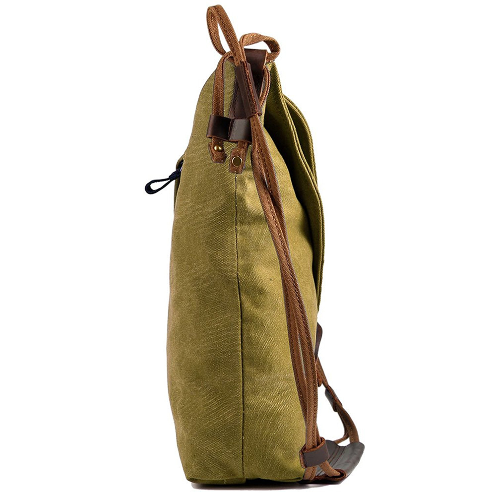Unisex Canvas Crossbody Bag