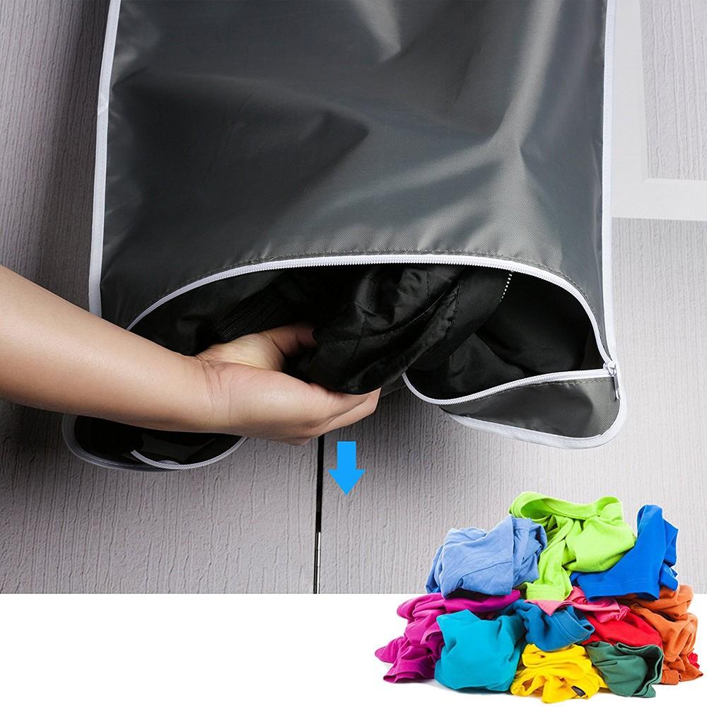 Door-Hanging Laundry Bag