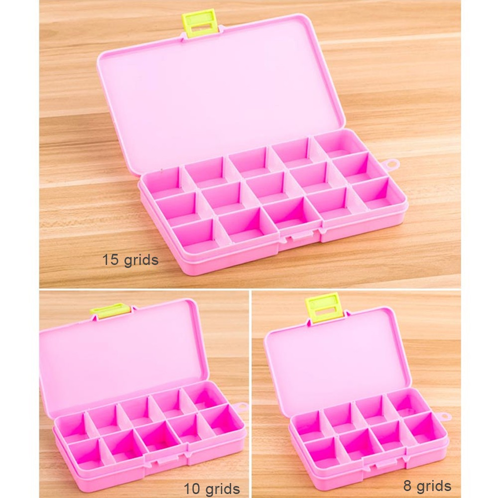 5-Day Weekly Pill Organizer, 15 Slot Large Portable Pill Case For Weekly or Travel Use 8