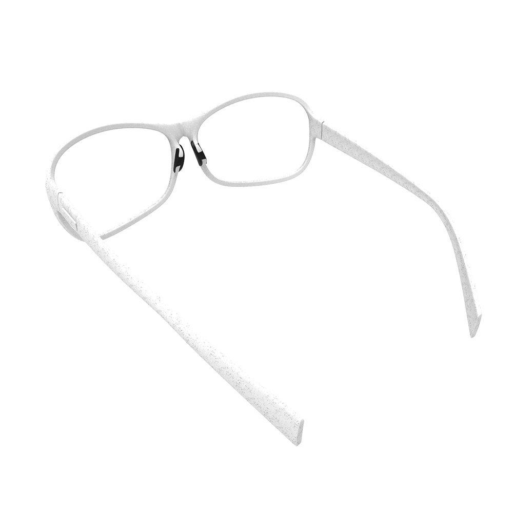 Anti-slip Eyeglasses Nose Pads, Adhesive Soft Silicone Nose Pads for Eyeglass,Glasses,Sunglasses (4 Pairs) 0