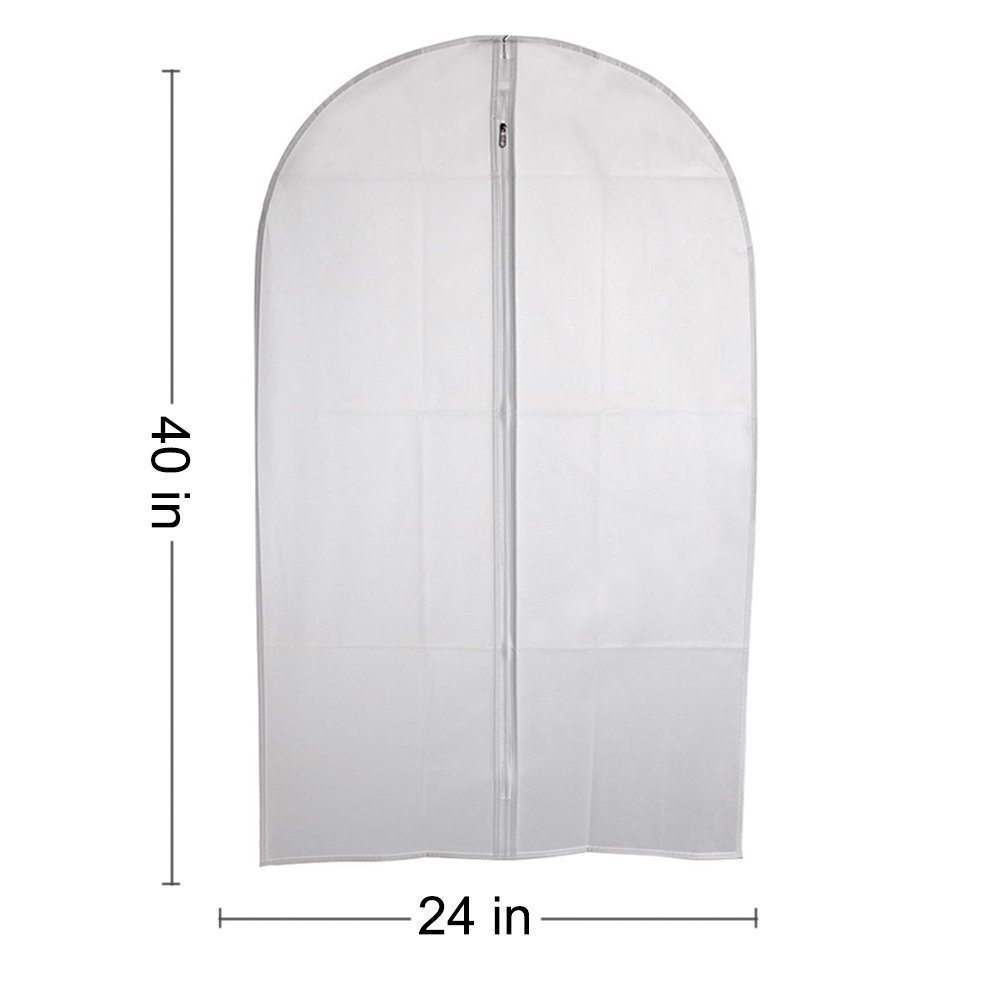 Dustproof & Mothproof Garment Bag