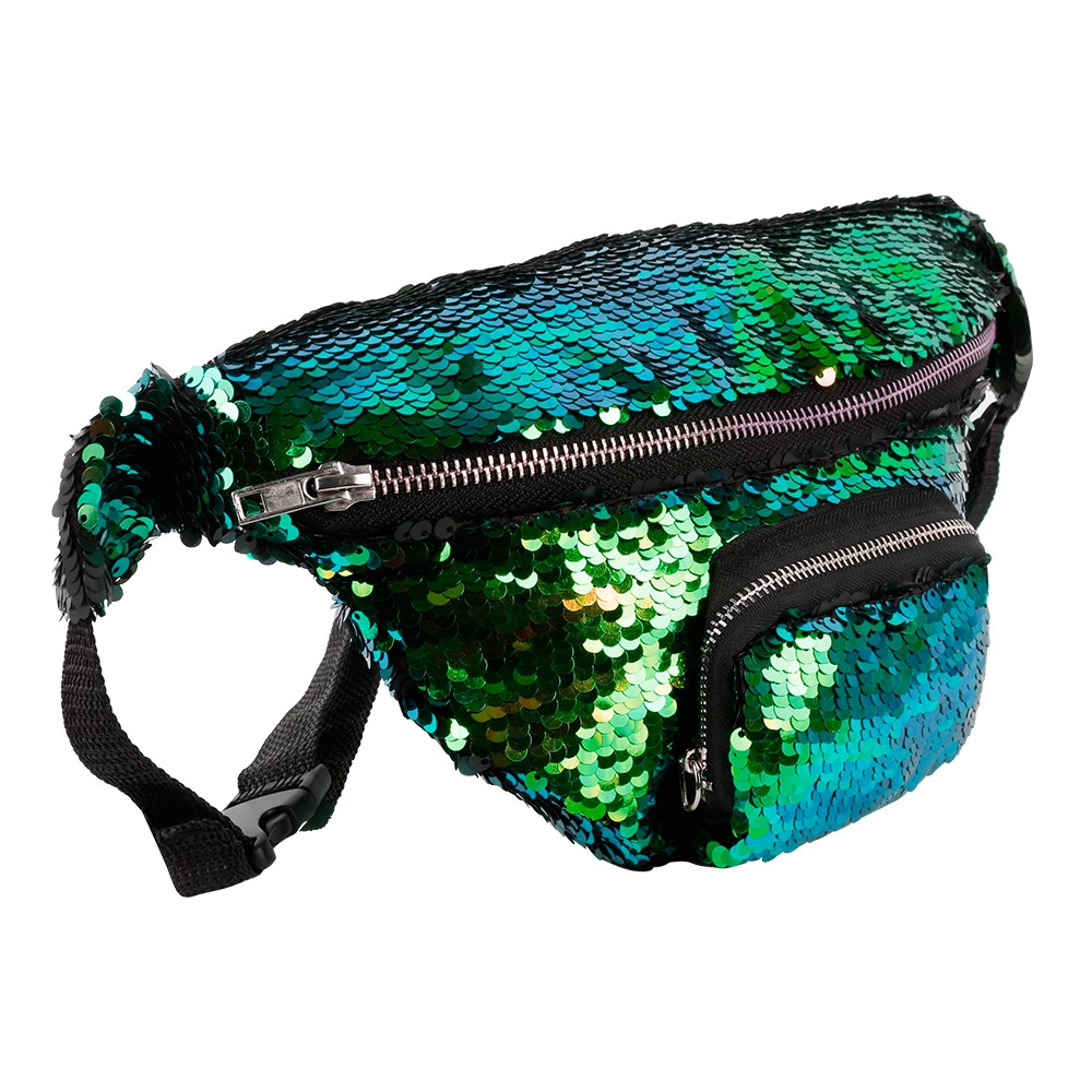 Shiny Neon Fanny Pack for Women