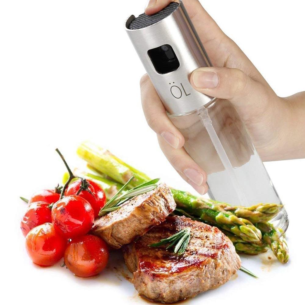 Multi-Usage Oil Sprayer Bottle
