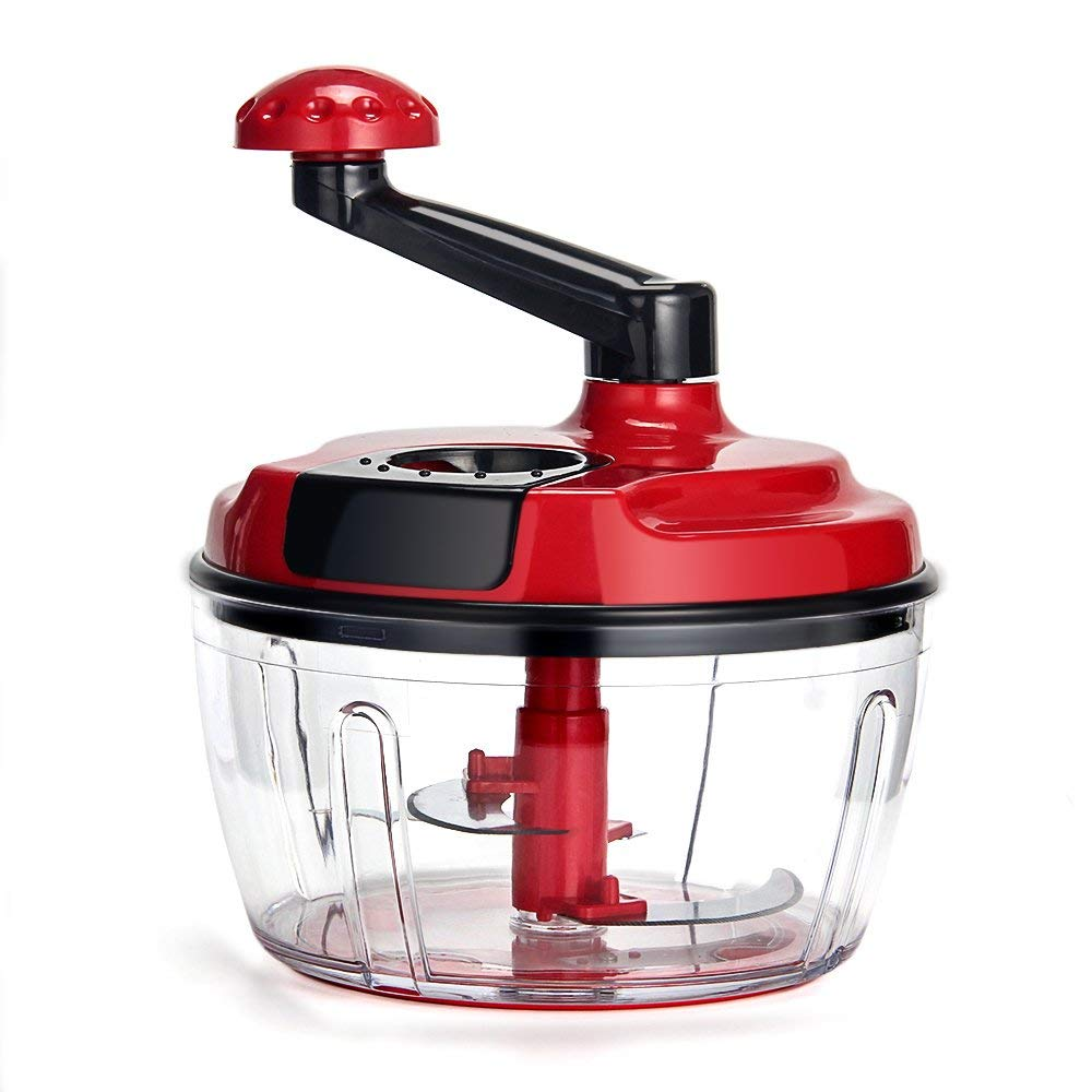 Manual Food Chopper Blender