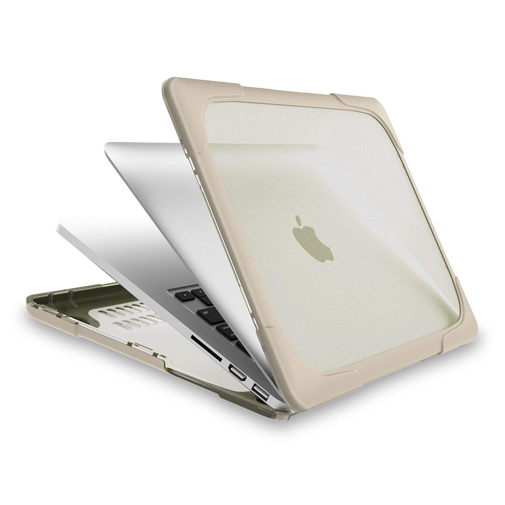 Heavy duty Hard Shell Protective Cover Case for Macbook Air Pro Retina  15 8