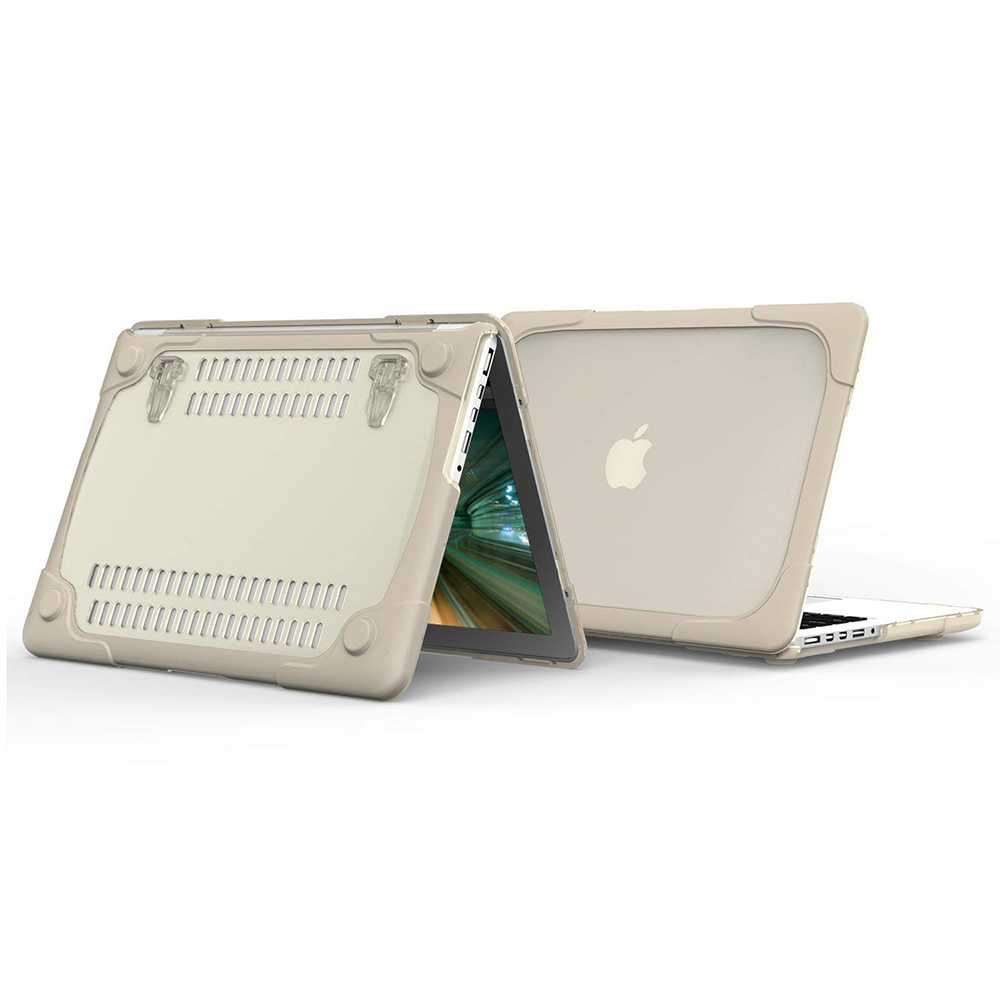 Heavy duty Hard Shell Protective Cover Case for Macbook Air Pro Retina  15 6