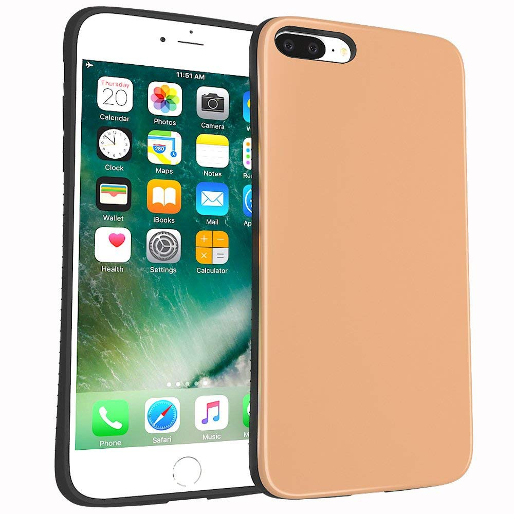 iPhone 7/8 Full Protective Case, Heavy Duty Shockproof Non-Slip Rubber Cover Case for IPhone 7/8  -4.7 Inch 11