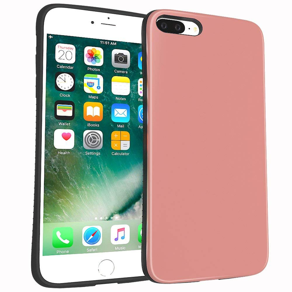 iPhone 7/8 Full Protective Case, Heavy Duty Shockproof Non-Slip Rubber Cover Case for IPhone 7/8  -4.7 Inch 21