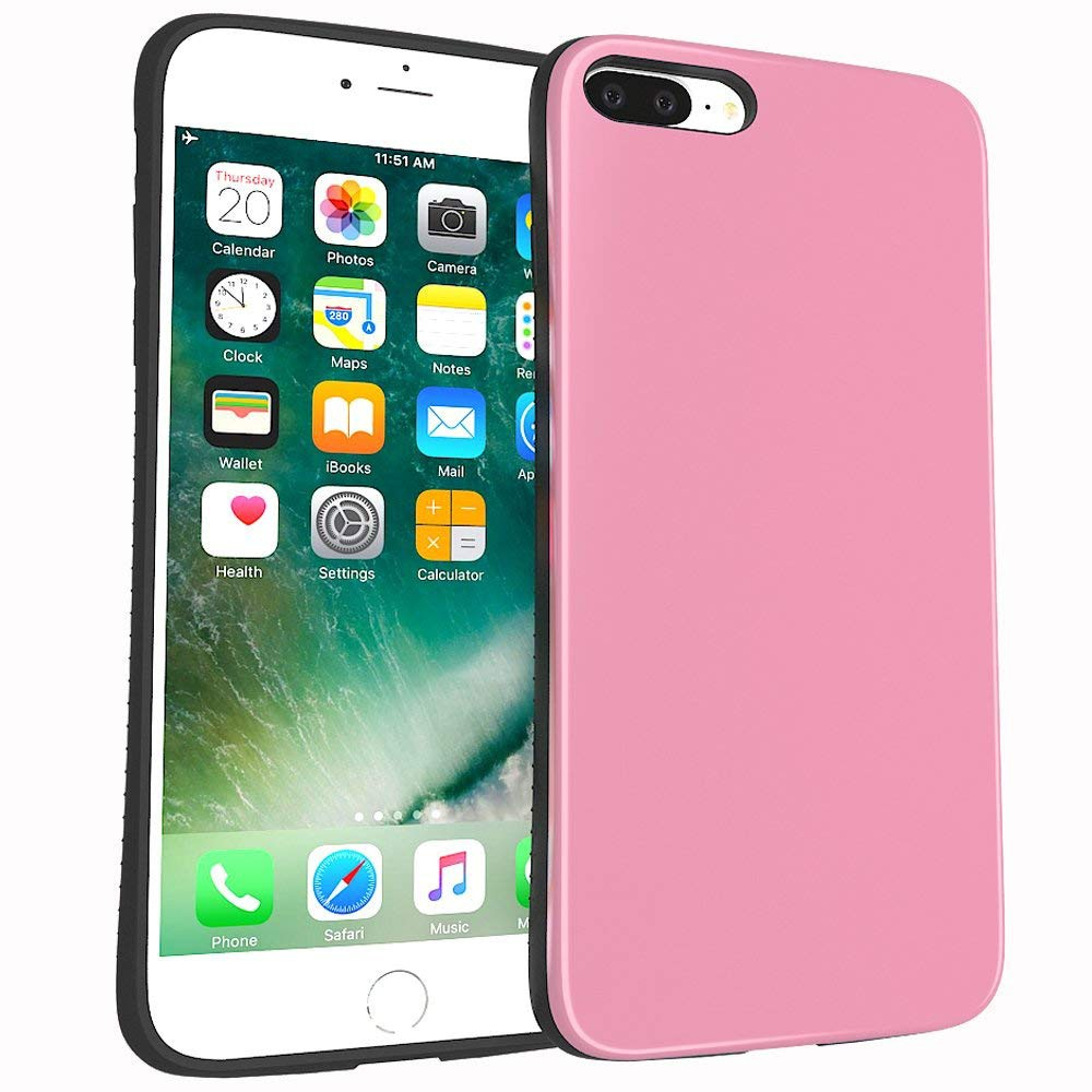 iPhone 7/8 Full Protective Case, Heavy Duty Shockproof Non-Slip Rubber Cover Case for IPhone 7/8  -4.7 Inch 23