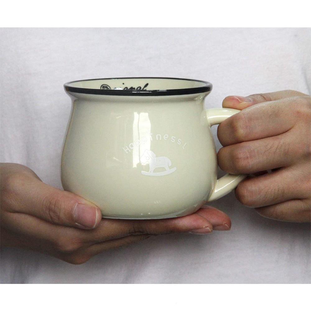 6 / 8 / 12 oz Ceramic Coffee Mug, Cute Lovely Cartoon Tea Mug, Milk Mug, Kids Cups 18