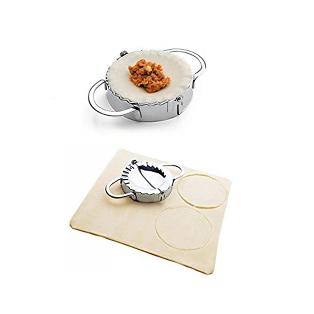 Stainless Steel Dumpling Maker, Dumpling Press Tool Dumpling Mould - Kitchen Accessories 0