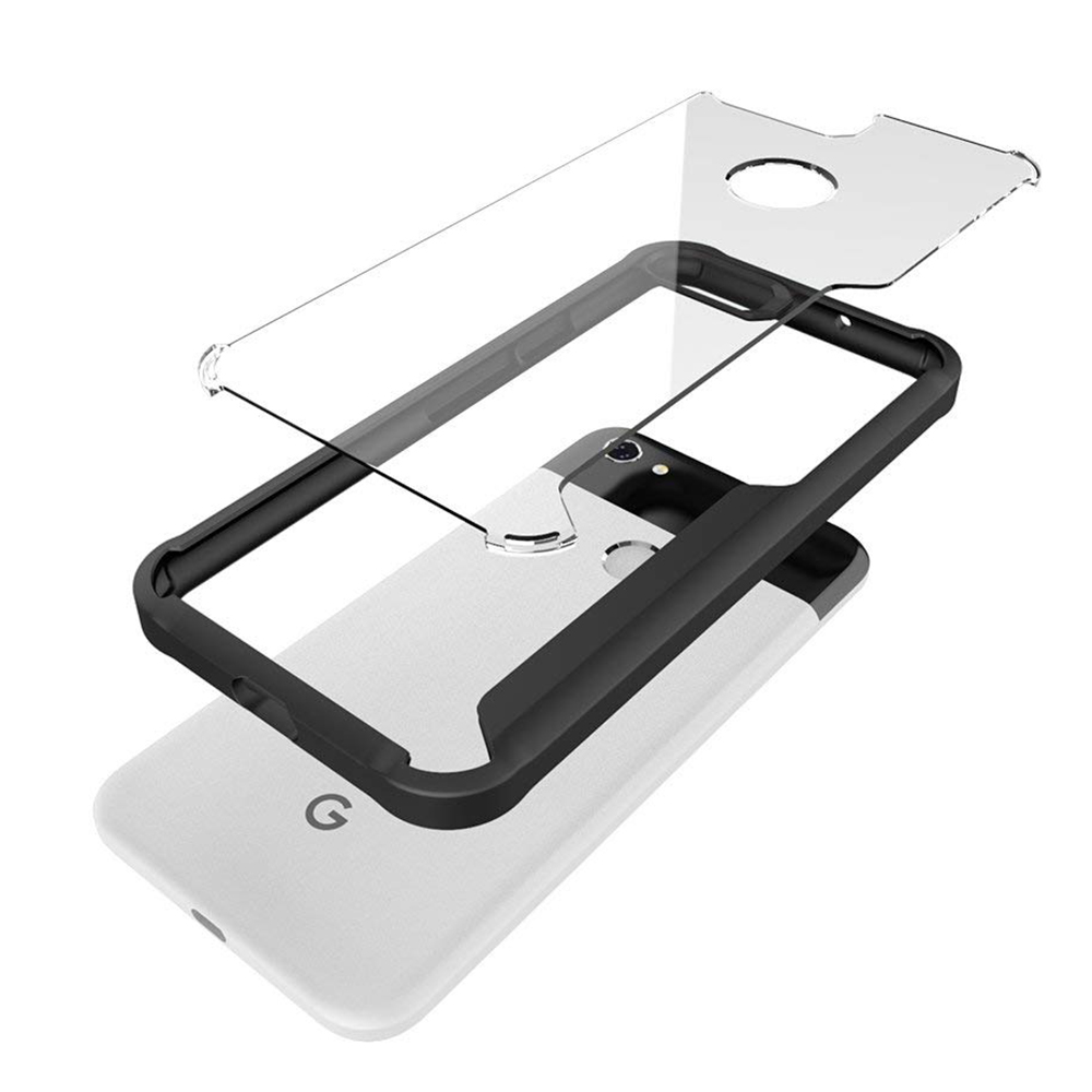 Full-body Protective Case for Google Pixel 2 XL (2017 Release), Drop Protection Scratch Resistant Google Pixel 2 XL Case 0