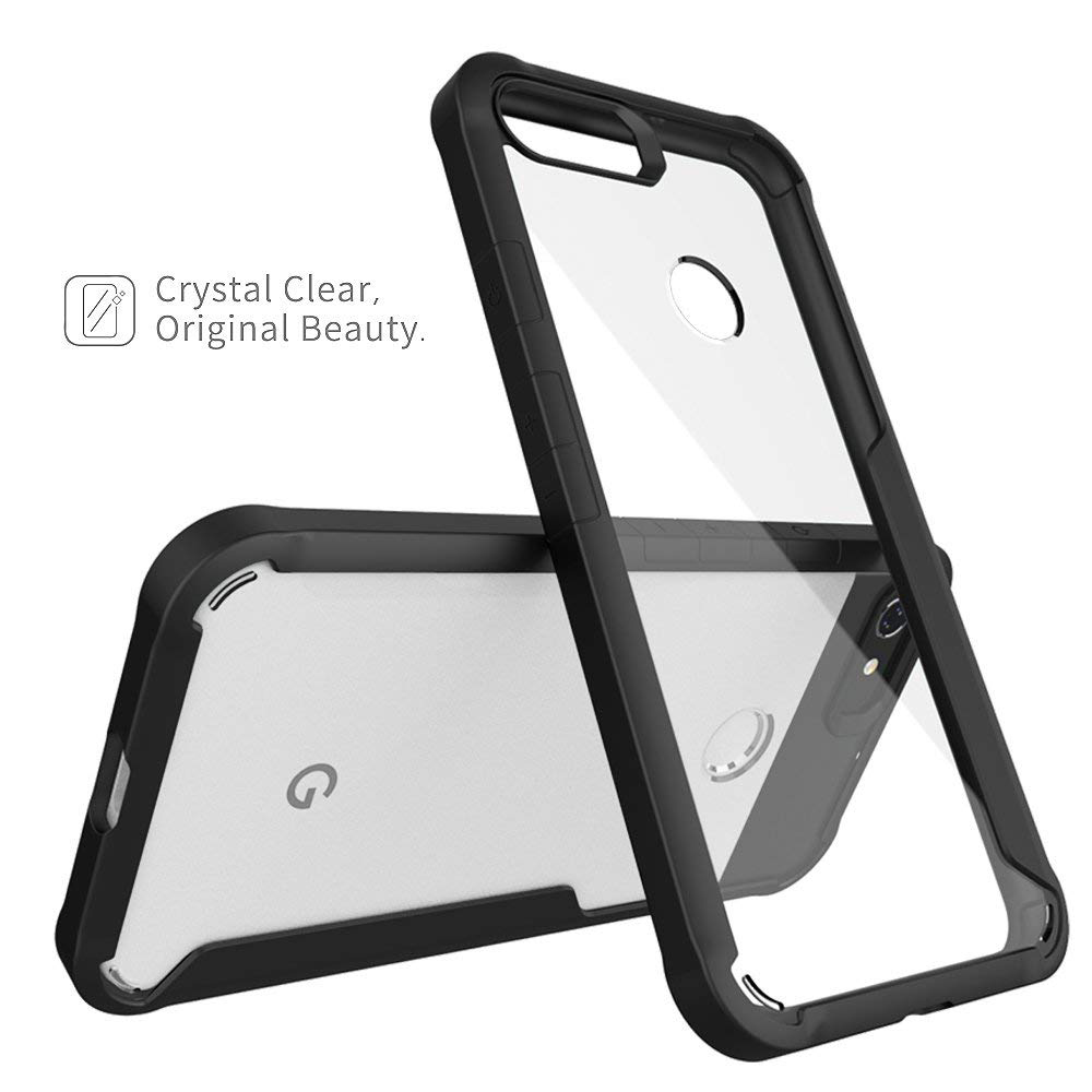Full-body Protective Case for Google Pixel 2 XL (2017 Release), Drop Protection Scratch Resistant Google Pixel 2 XL Case 2