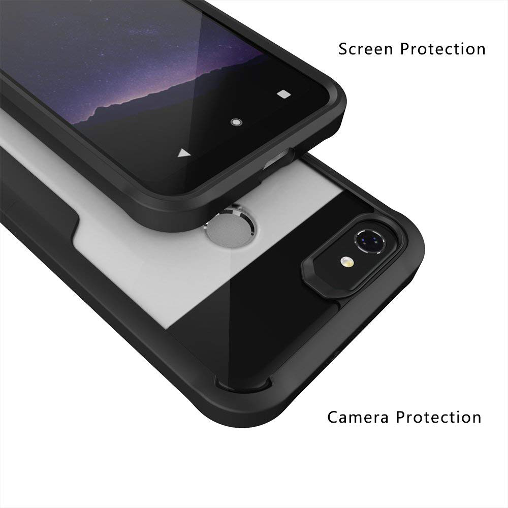 Full-body Protective Case for Google Pixel 2 XL (2017 Release), Drop Protection Scratch Resistant Google Pixel 2 XL Case 3