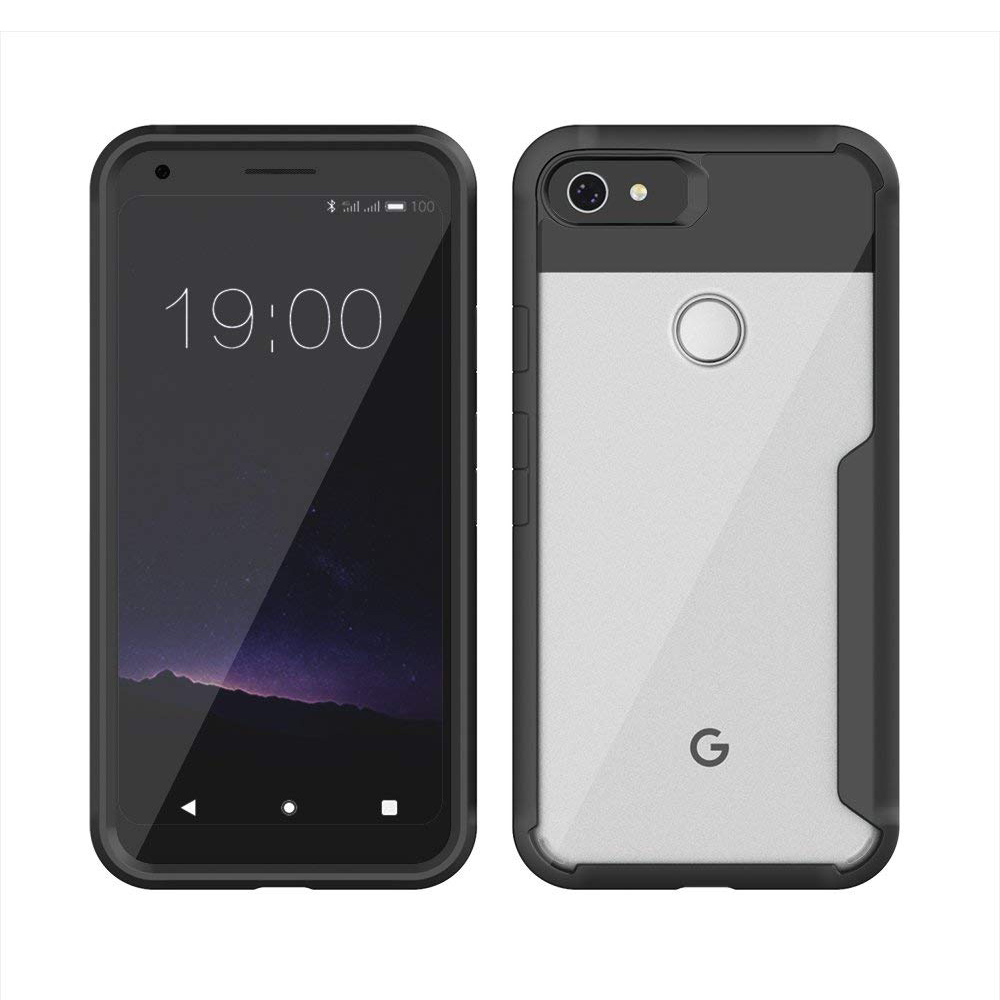 Full-body Protective Case for Google Pixel 2 XL (2017 Release), Drop Protection Scratch Resistant Google Pixel 2 XL Case 4