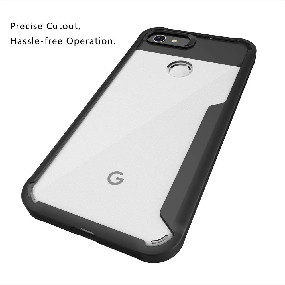 Full-body Protective Case for Google Pixel 2 XL (2017 Release), Drop Protection Scratch Resistant Google Pixel 2 XL Case 7