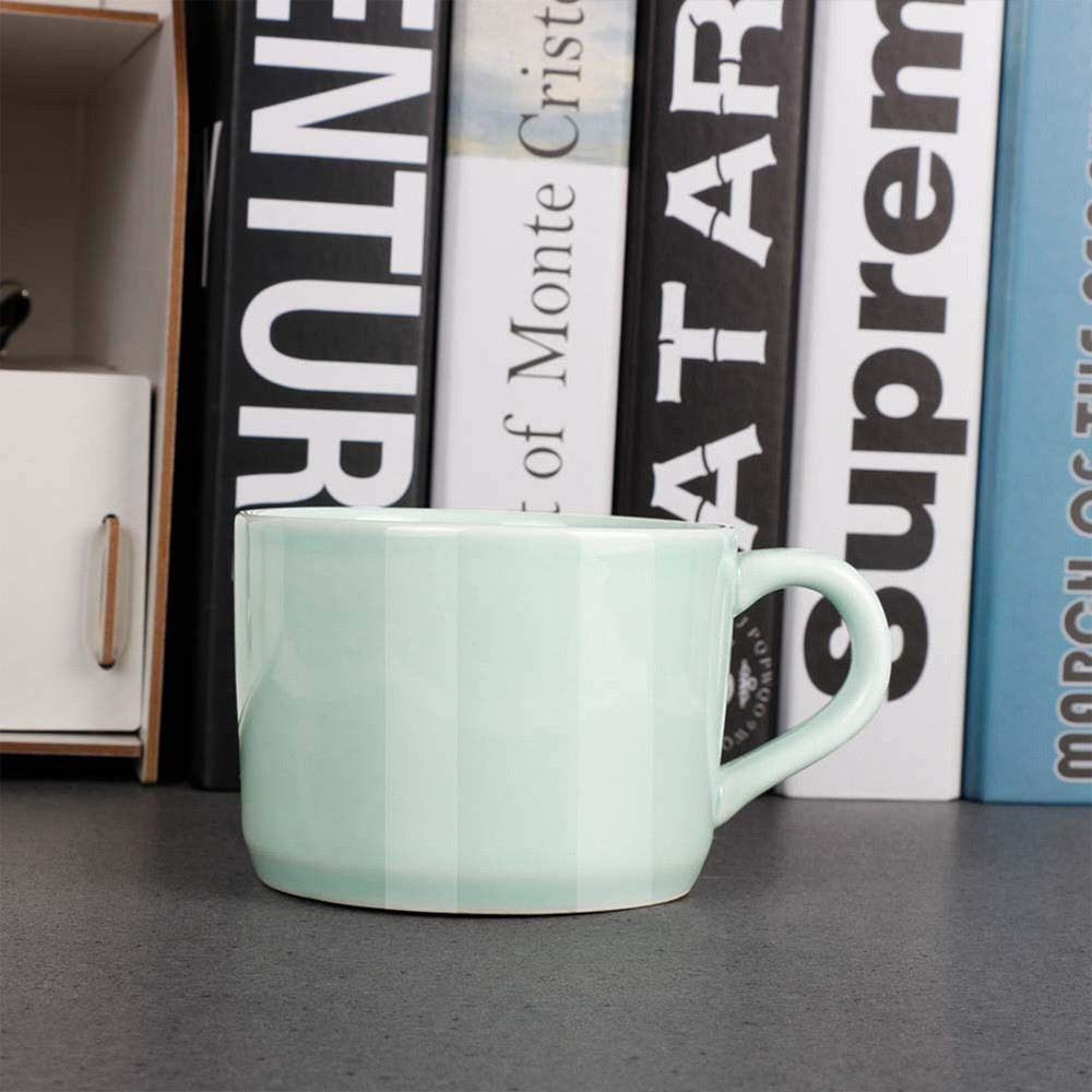 Animal Surprise Mug with Panda Inside, Funny 3D Ceramic Coffee Mug Tea Cup, 8 OZ 0
