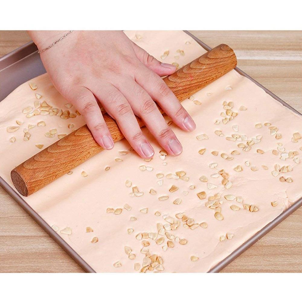 Large Baking Pan 13 inch,Non Stick Carbon Steel Bakeware Cookie Sheet Roasting Tray, Gold 7
