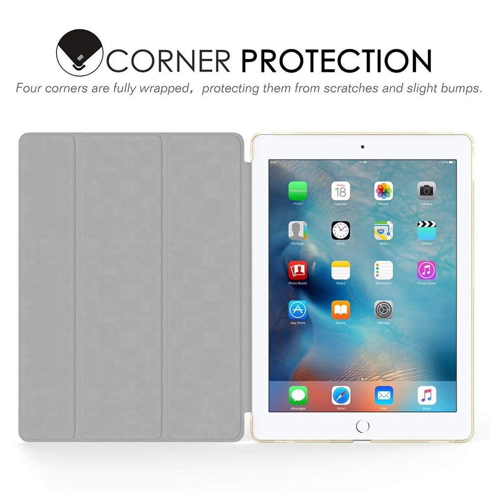 iPad mini 4 Case with Translucent Frosted Back and Auto Sleep/Wake Function, Ultra Slim Smart Cover Folio Case Stand for iPad Mini 4 7.9 inch 2015 Edition 21