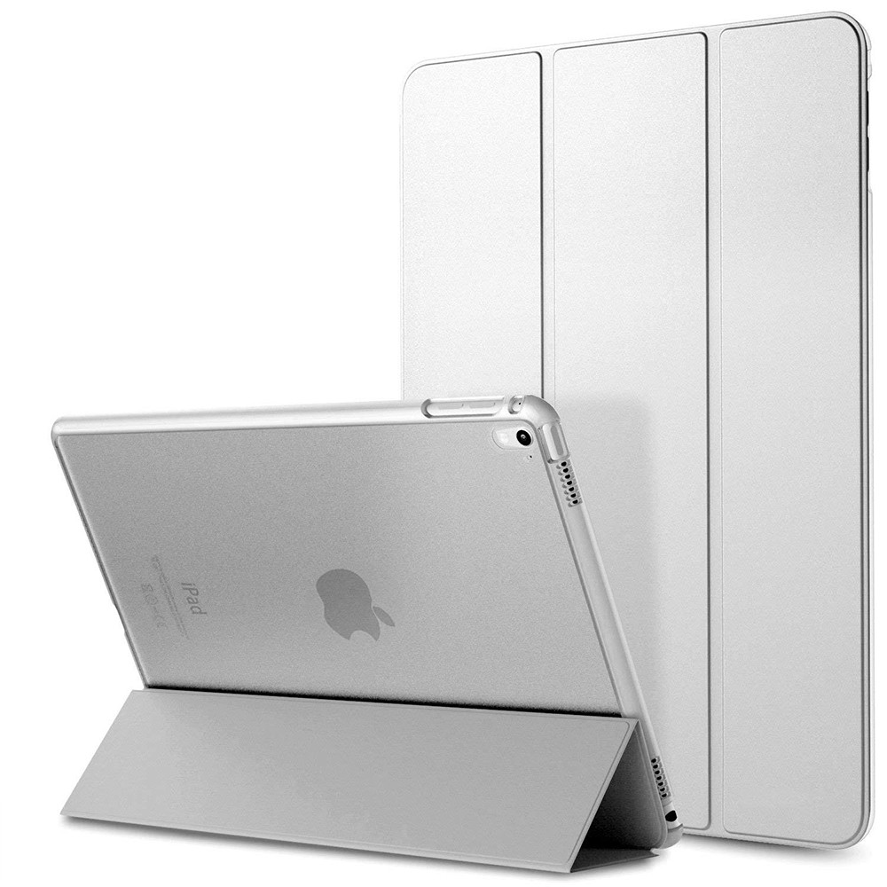 iPad Pro 9.7 Slim Folding Case, Stand Smart Case Shell with Translucent Frosted Back and Auto Wake/Sleep Function for Apple iPad Pro 9.7 Inch 2016 Release 2