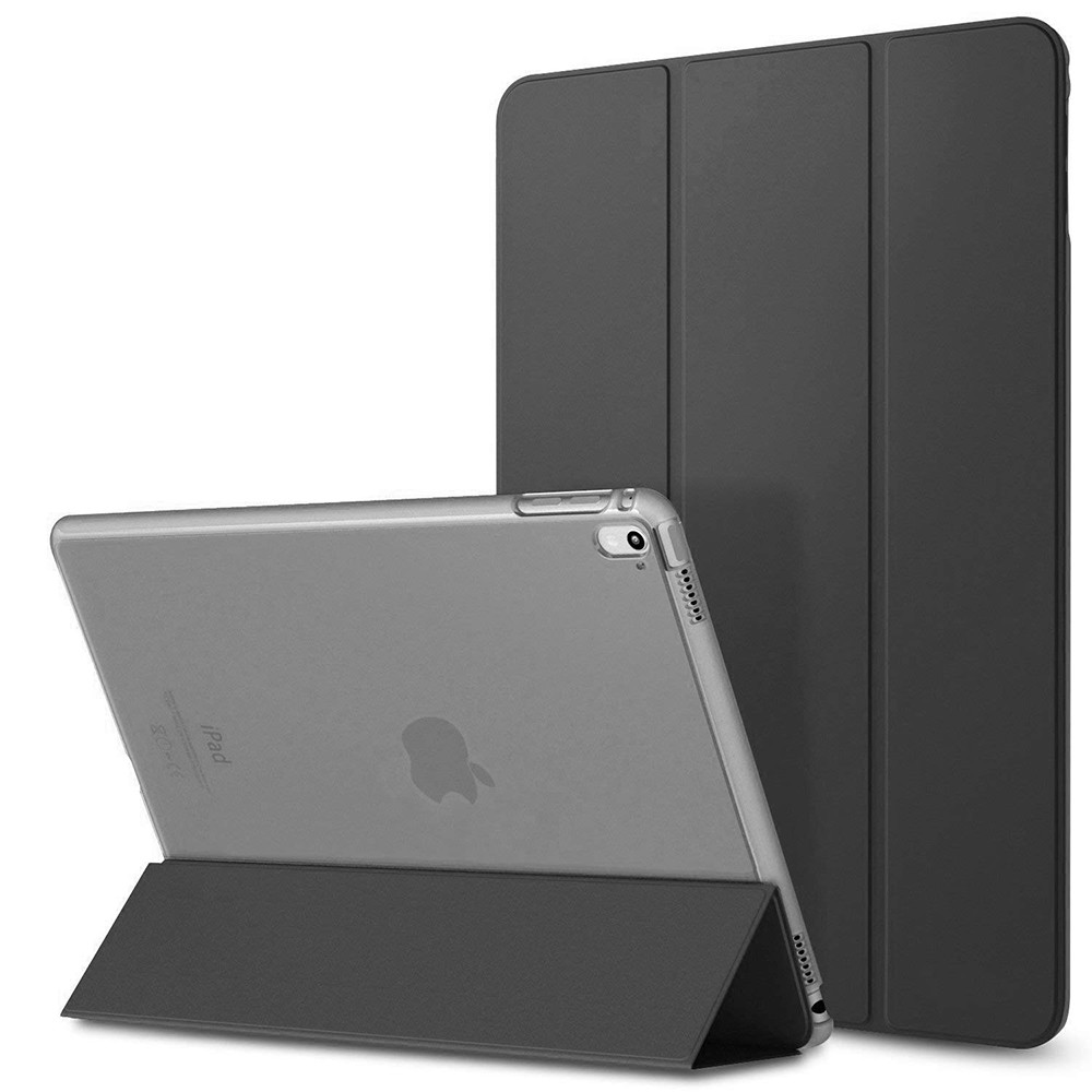 iPad Pro 9.7 Slim Folding Case, Stand Smart Case Shell with Translucent Frosted Back and Auto Wake/Sleep Function for Apple iPad Pro 9.7 Inch 2016 Release 16