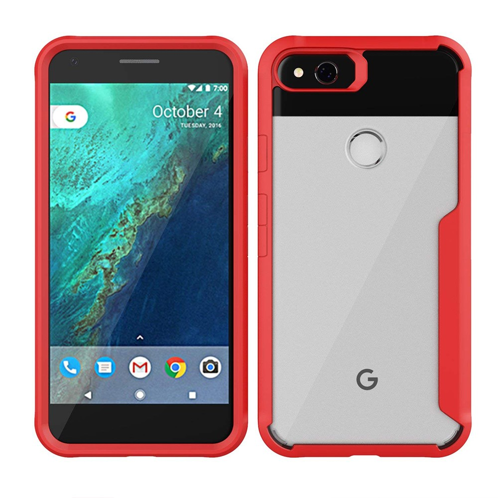 Google Pixel 2 Case, Slim Protective Dual Layer Cover Shockproof Armor Shield for Google Pixel 2 (2017 Release) 6