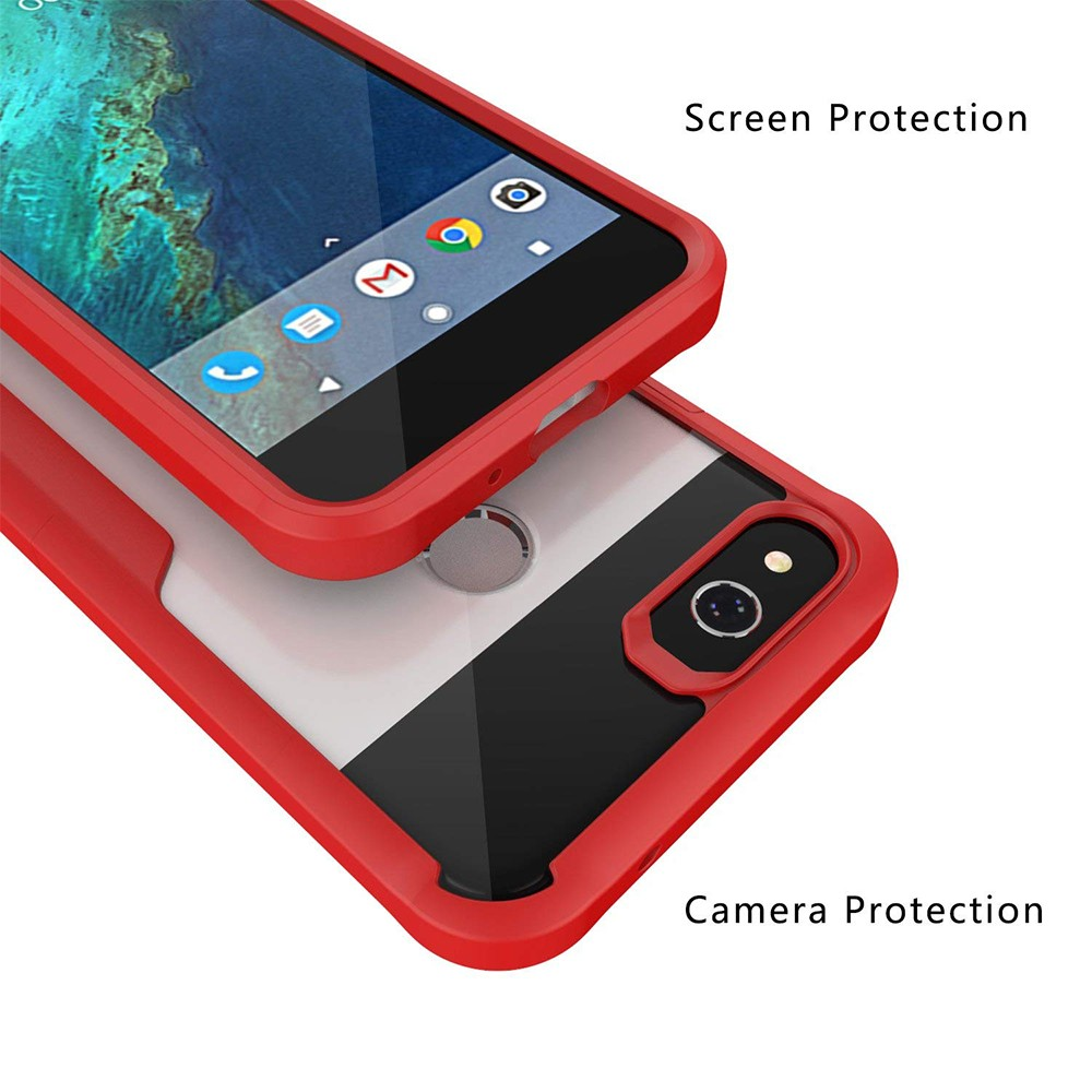 Google Pixel 2 Case, Slim Protective Dual Layer Cover Shockproof Armor Shield for Google Pixel 2 (2017 Release) 11