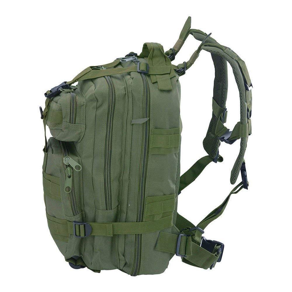 Waterproof Tactical Hiking Backpack, Outdoor 30L Military Rucksacks 13