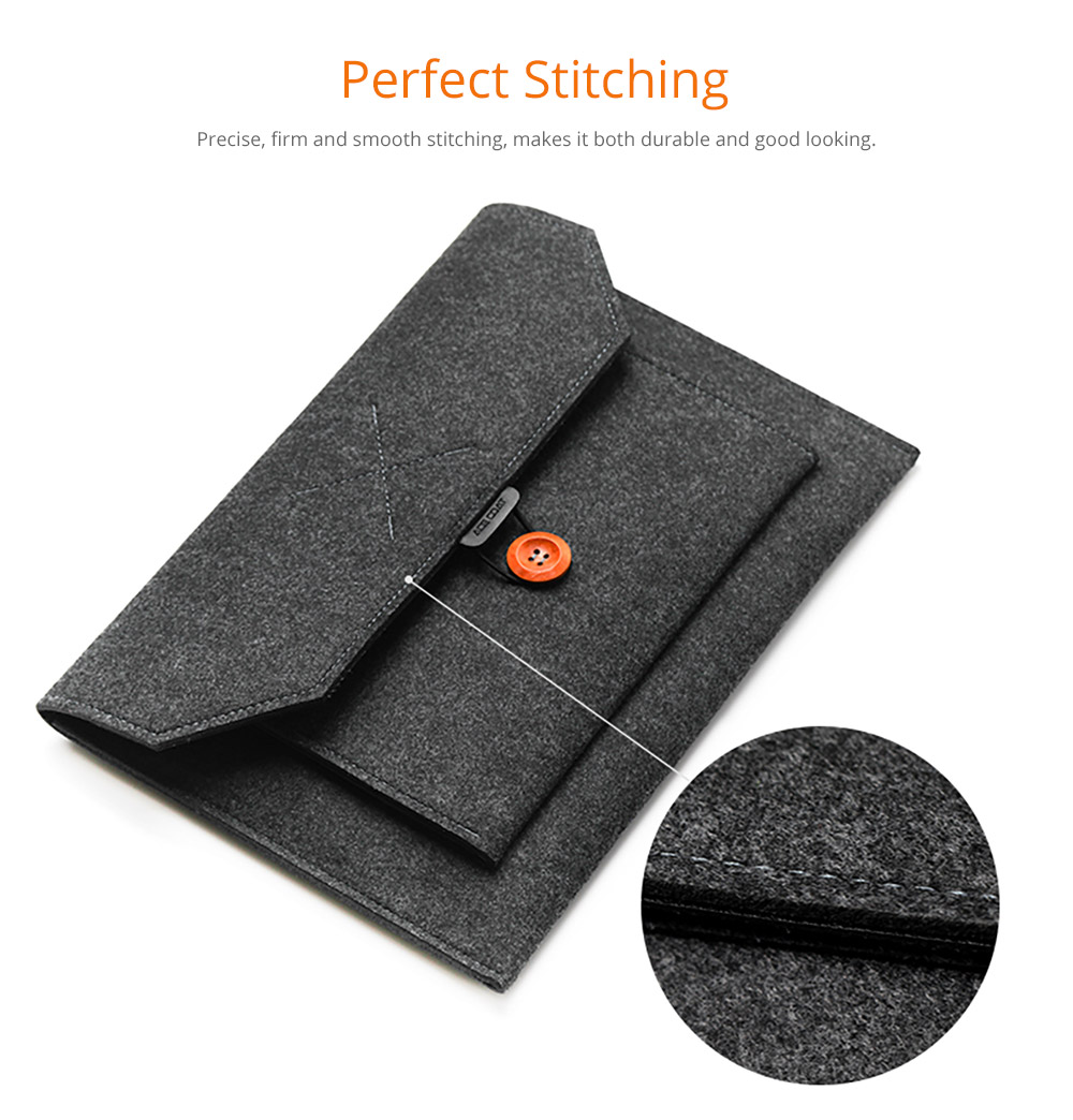 New Arrival Fashionable Briefcase 13-15 inch Laptop Accessories Laptop Case Cover, Durable Clutch Handbag fits for Macbook Pro 13.3'' Apple Air 13'' 8