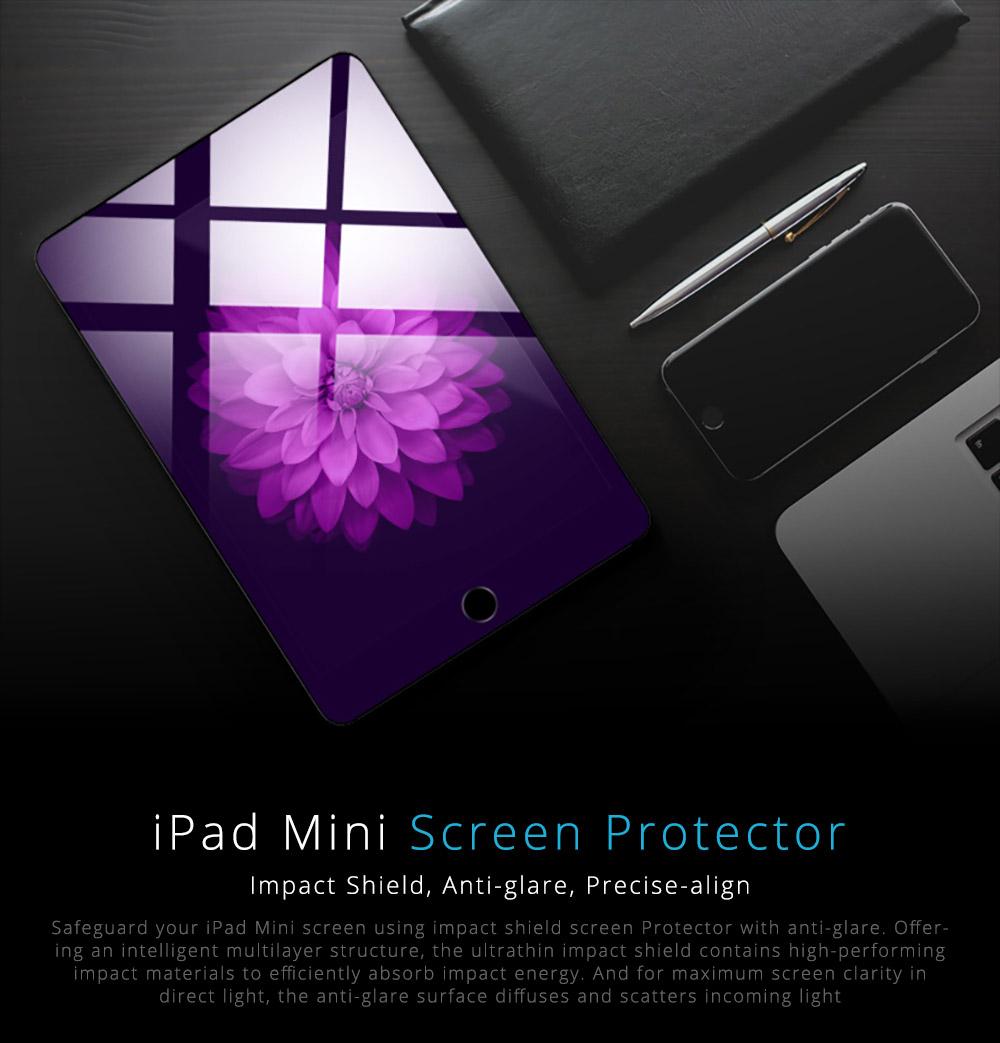 Screen Protector for iPad Mini 1/2/3, iPad Mini 4 Protective Screen 7.9 inch 5